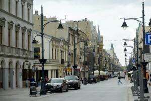 piotrkowska street lodz real estate